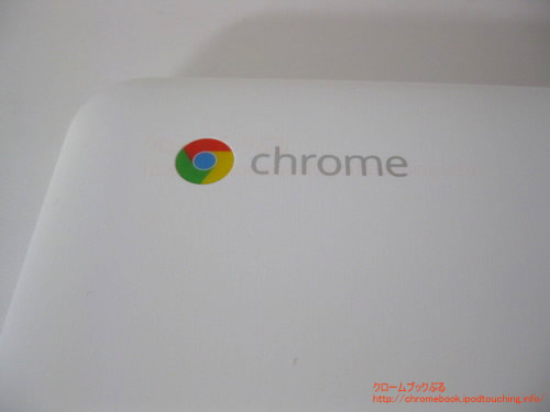 chromebook c300ma クロームマーク