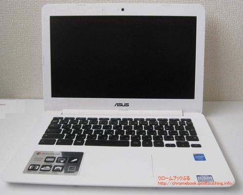 Chromebook C300MA正面